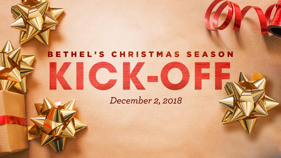 Christmas Kickoff