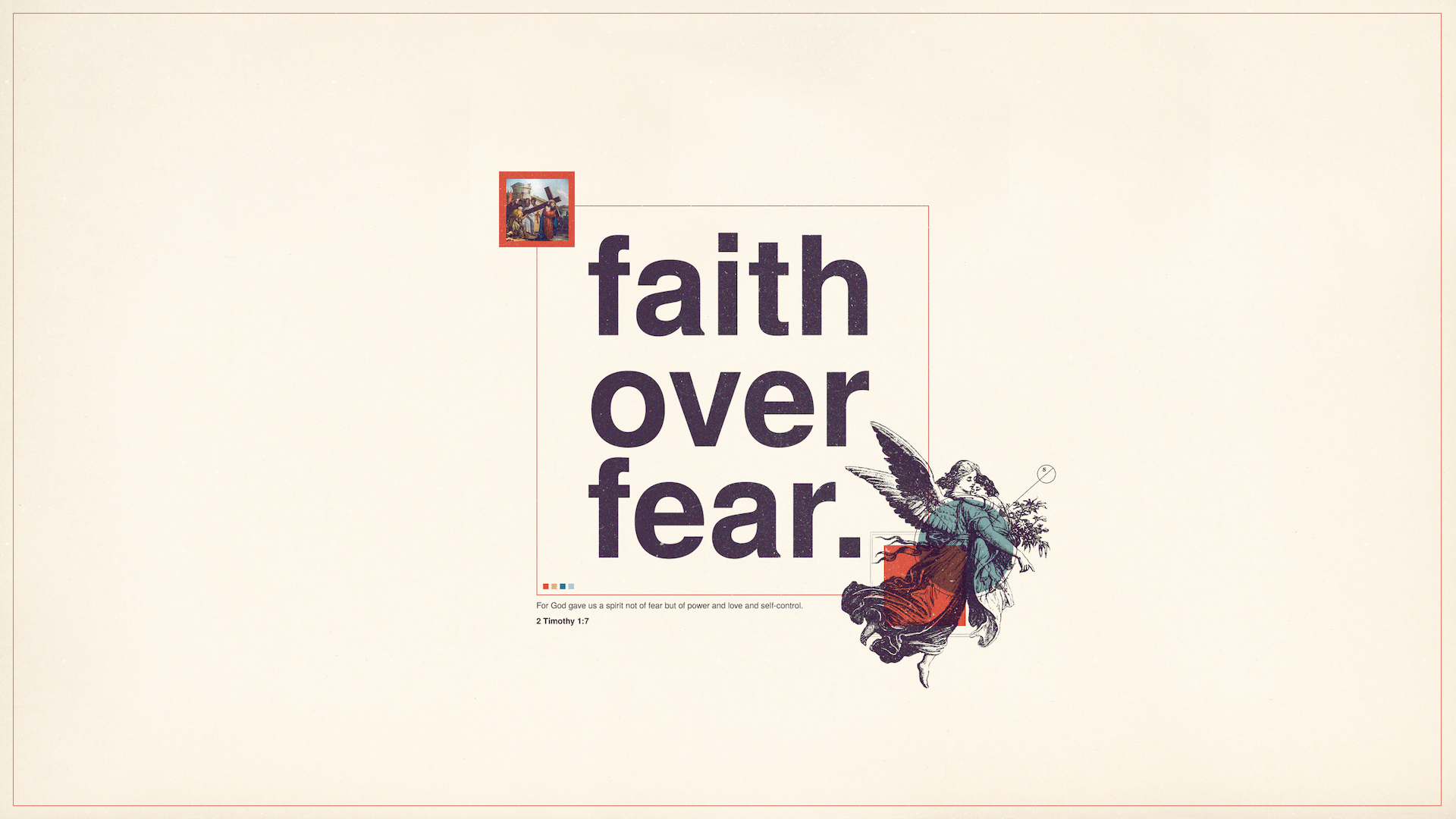 How to Win the Fight of Faith
