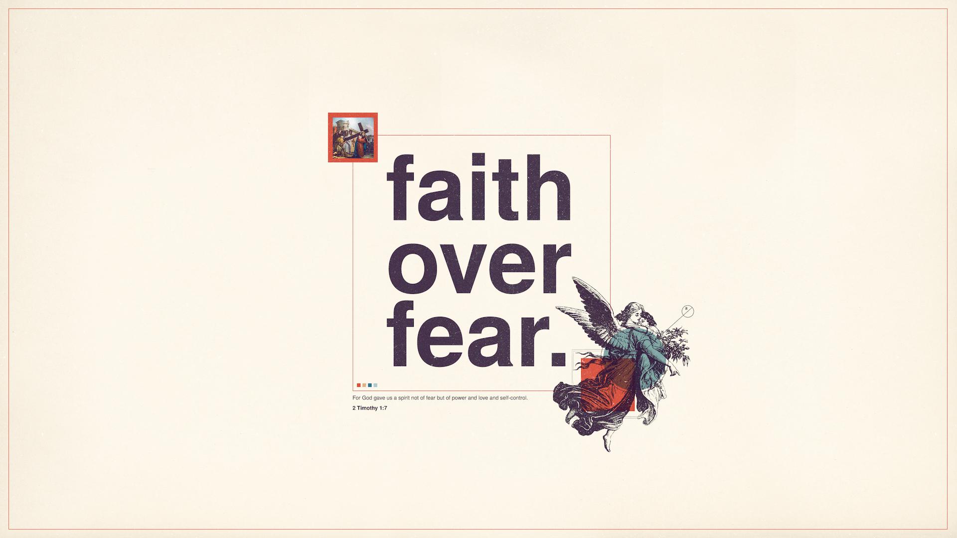 Gospel-Centered Bravery