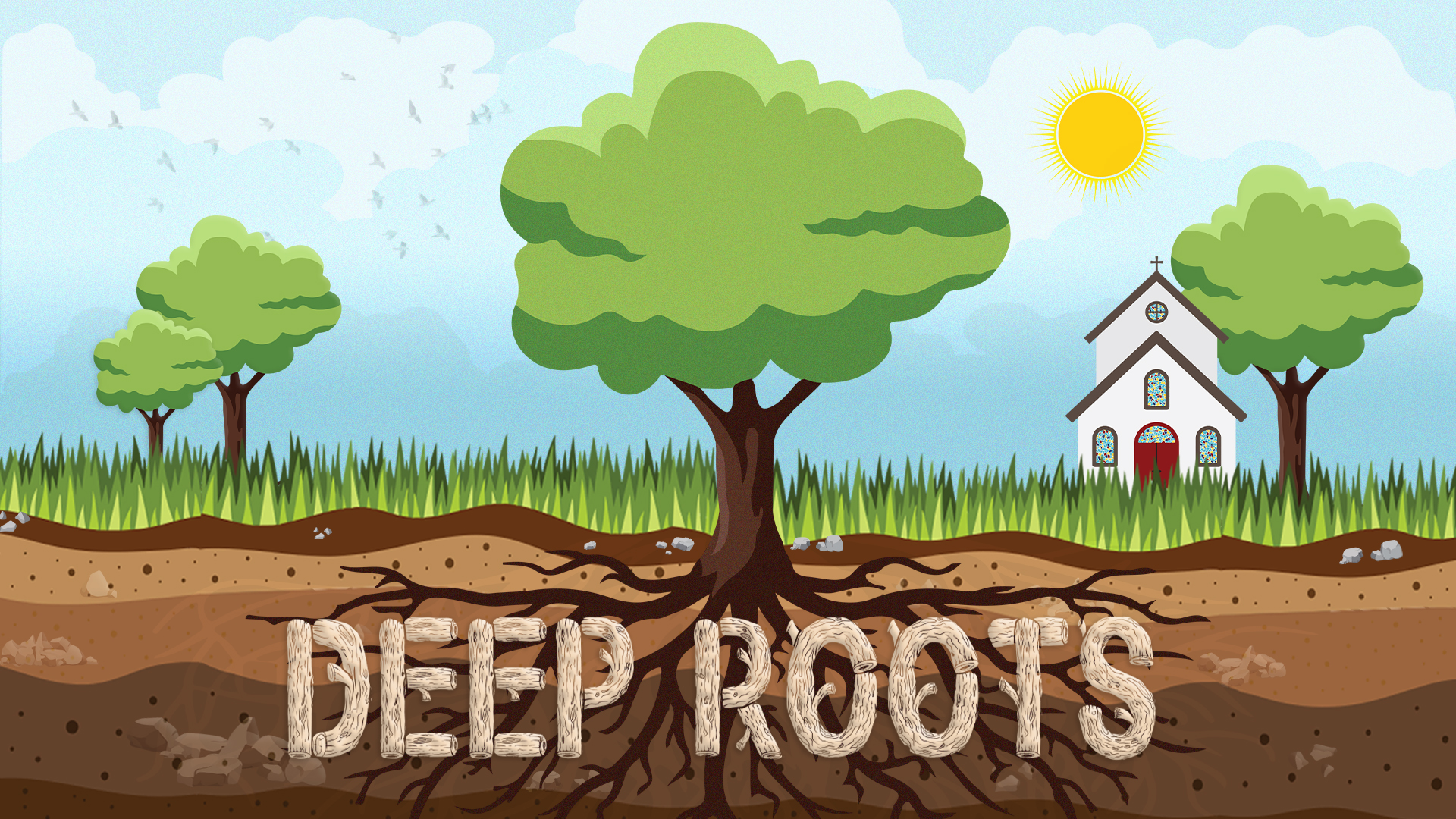 Deep Roots and Torn Tapestries