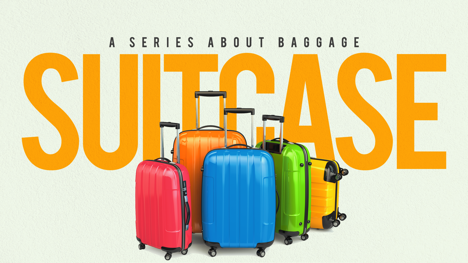 Suitcase: The Power of Love