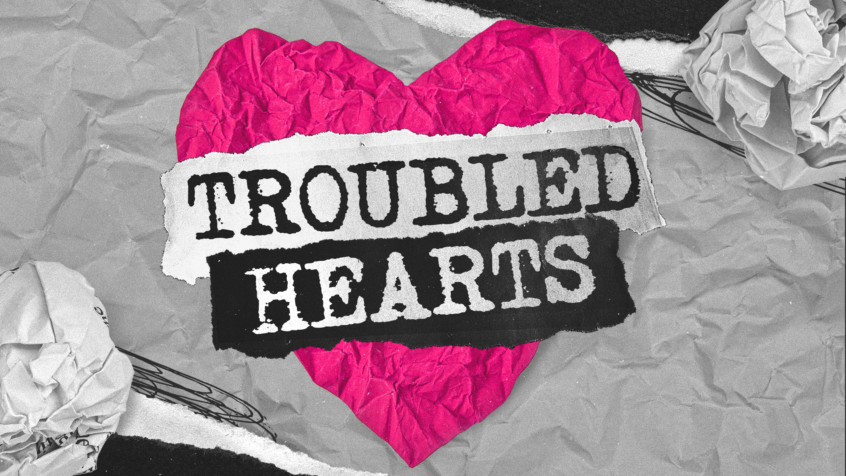 Troubled Hearts: Alarm or Assurance – (Judges 6:1-6)